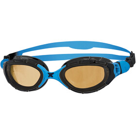 Zoggs Predator Flex Goggle Polarized Ultra blue/black